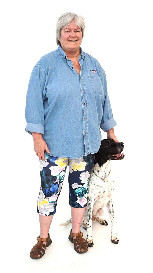 LInda Kaim owner of Lionheart K9, Dog Training in Maryland