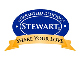 Stewart Dog Food Logo